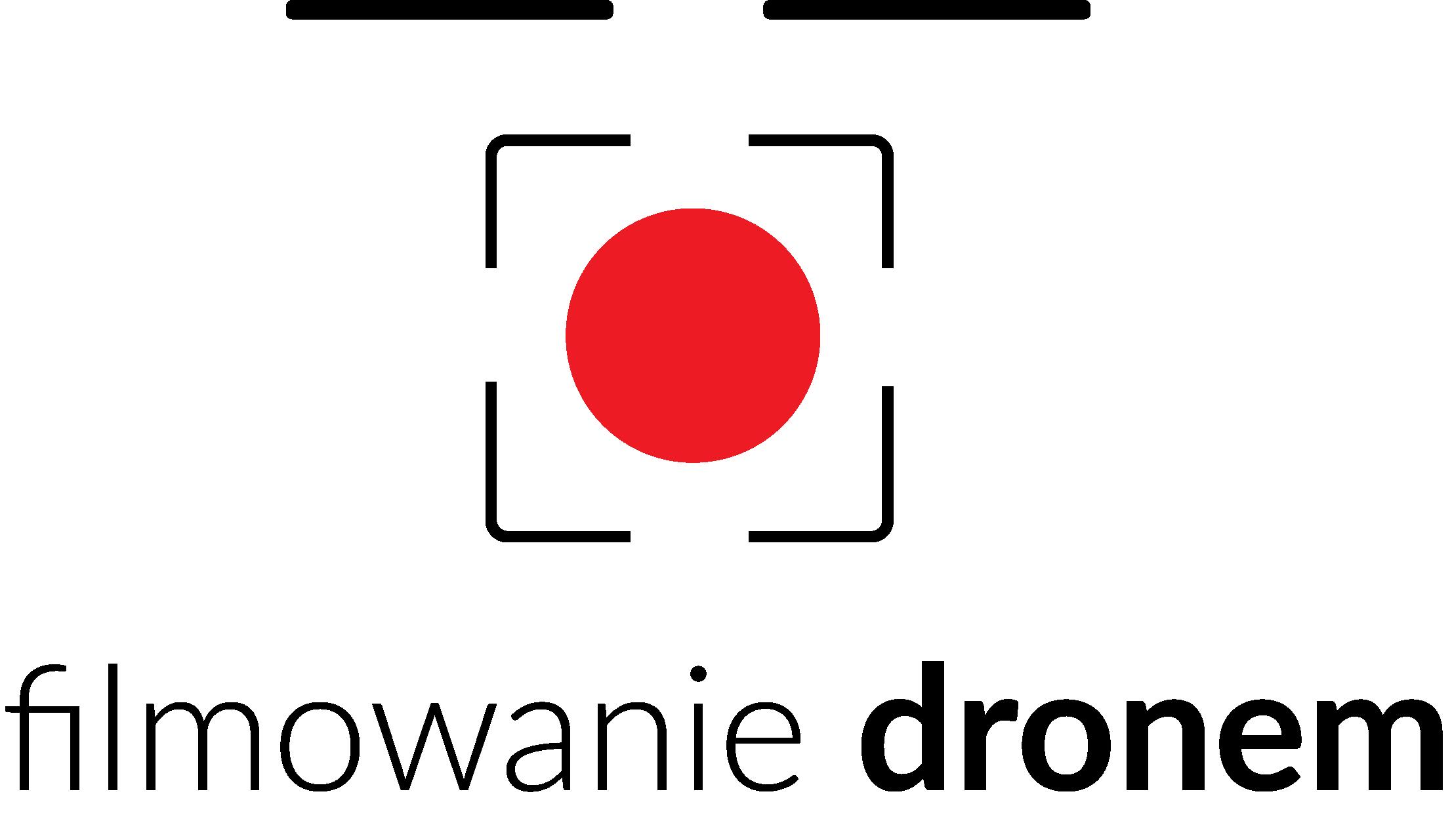 filmowanie dronem logo