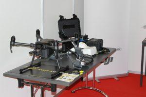 Megadron podczas targów DroneTech